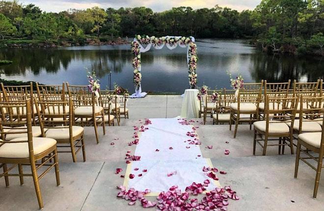 Morikami Museum and Japanese Garden Delray Beach Weddings
