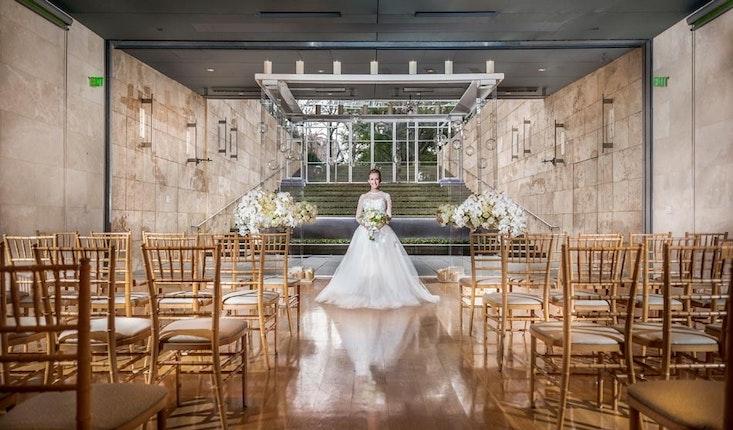 Wedding Venues Dallas.Nasher Sculpture Center Texas Wedding Venue Dallas Tx 75201