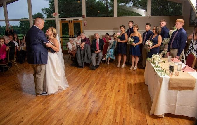 Northampton Country Club Weddings Western Massachusetts Wedding