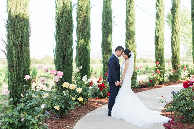 Palm Event Center In The Vineyard Weddings Bay Area Wedding Location