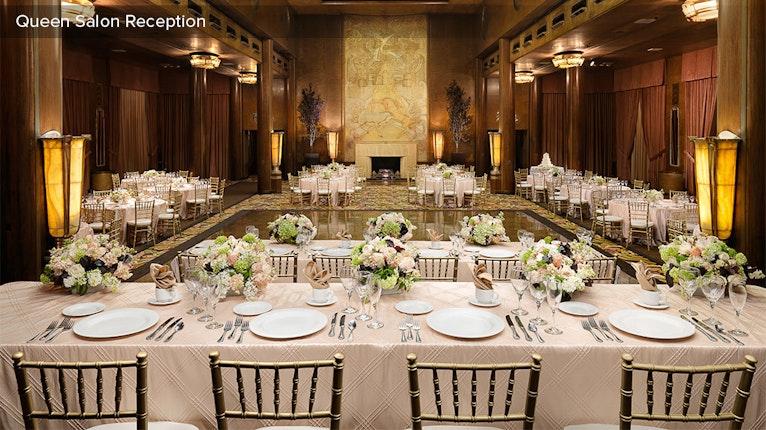 Queen Mary Long Beach Wedding Chapel Long Beach Wedding Reception