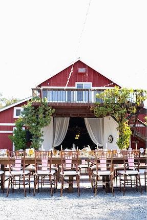 Red Barn Ranch Hopland Weddings North Coast Wedding Venues 95449