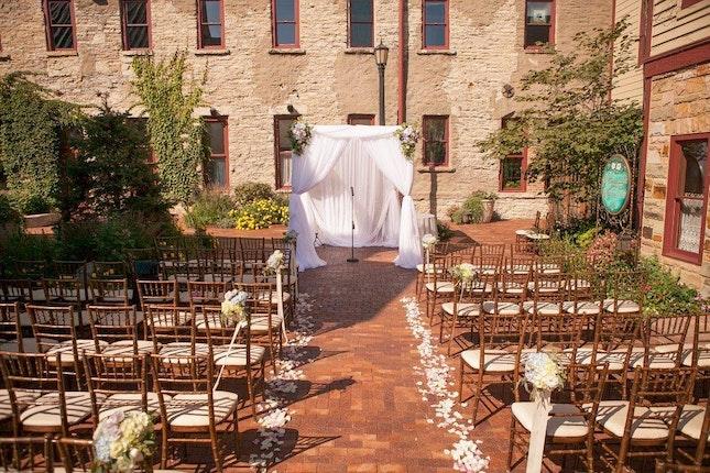 Riverside Reception And Conference Center Chicago Area Wedding Venue