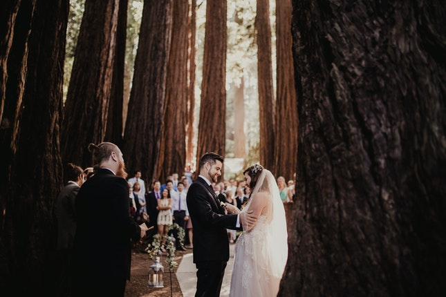Roaring Camp Weddings Santa Cruz Wedding Venue Felton California 95018