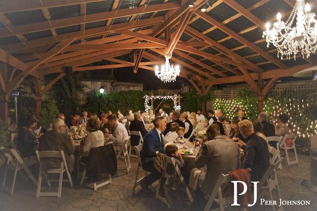 Robin S Restaurant And Garden Weddings Central Coast Wedding
