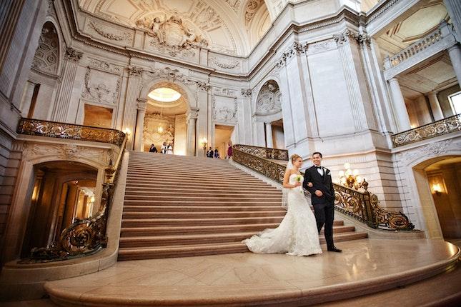 San Francisco Courthouse Wedding.San Francisco City Hall Weddings Bay Area Wedding Venue San