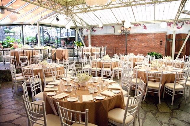 Wedding Venue Scott S Garden Walnut Creek 94596 Bay Area