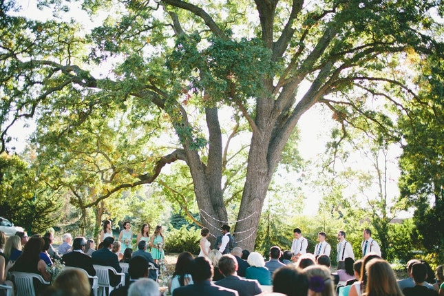 Shadelands Ranch Museum Wedding Venue in Walnut Creek CA