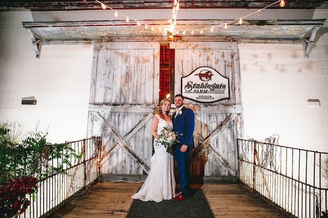Stablegate Barn, Lodge and Vineyard Weddings Hudson Valley