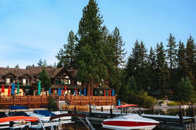 Sunnyside Restaurant And Lodge Restaurant Tahoe City