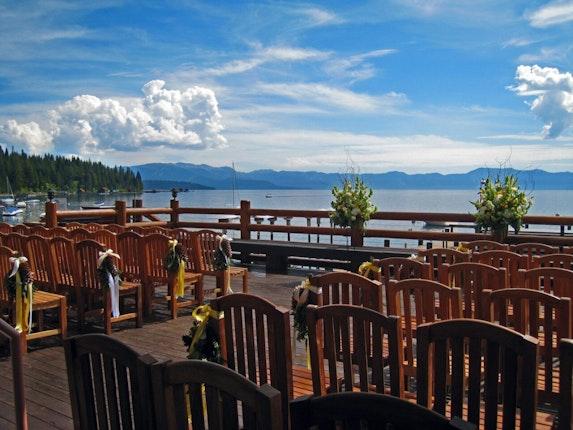 Sunnyside Restaurant And Lodge Weddings Tahoe Wedding Venue