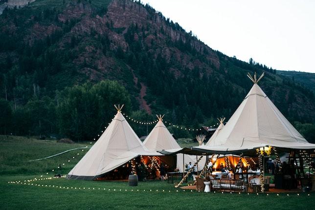 T Lazy 7 Lodge Aspen Weddings High Rockies Wedding Venues 81611