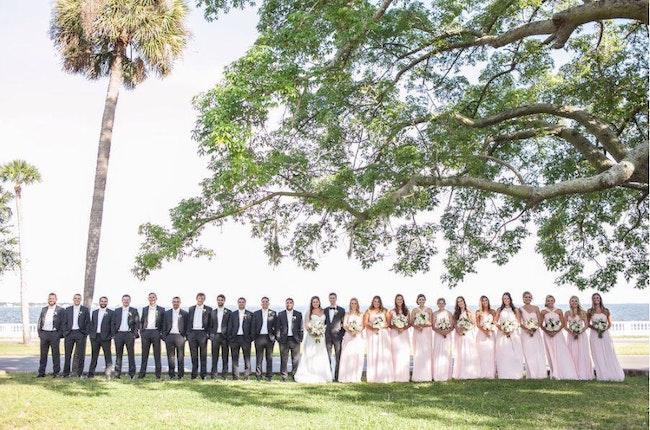Tampa Garden Club Weddings Tampa Bay Wedding Venue Tampa FL 33629 ...