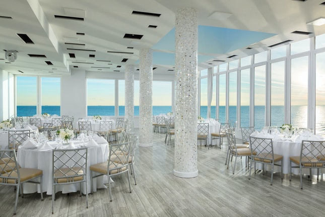 The Allegria Hotel Long Island Weddings New York Beach