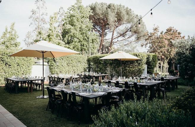 Fess Parker Wine Country Inn Weddings Santa Barbara Wedding