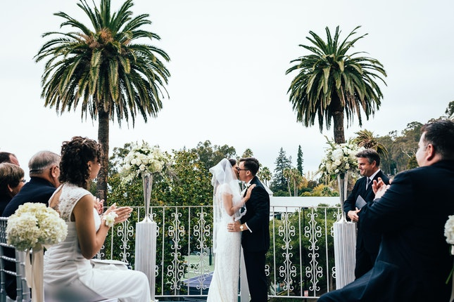 Claremont Club and Spa Hotel Wedding Venue East Bay Oakland