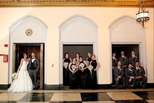 The Detroit Masonic Temple Weddings Detroit Wedding Venue