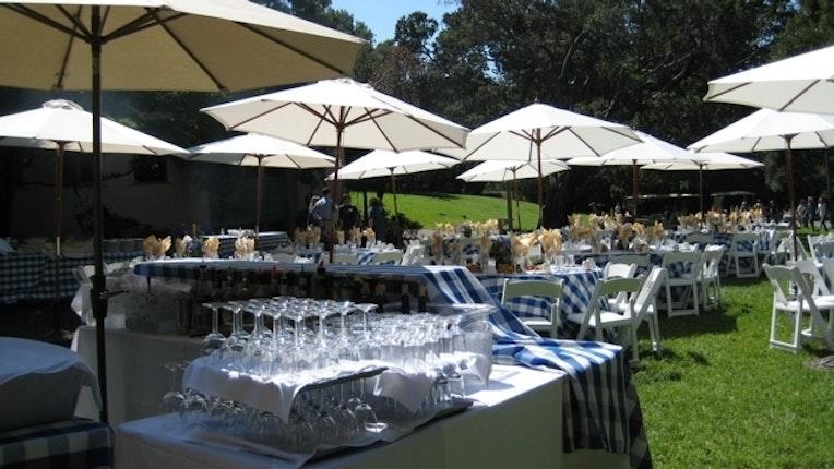 The Faculty Club East Bay Wedding Location Berkeley 94720