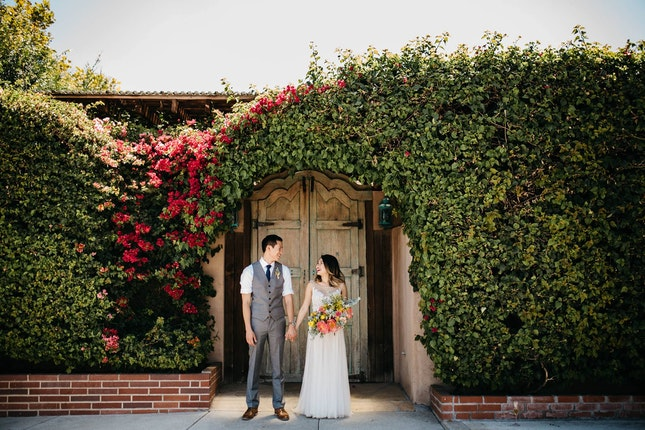 Swell The Hacienda Orange County Garden Wedding Venue Santa Ana Ca Download Free Architecture Designs Licukmadebymaigaardcom