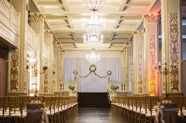 The Historic Cadre Building Memphis Weddings West Tennessee Wedding