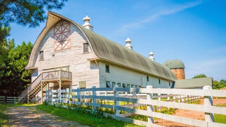 The Historic Wakefield Barn Weddings Raleigh Durham Wedding Venue