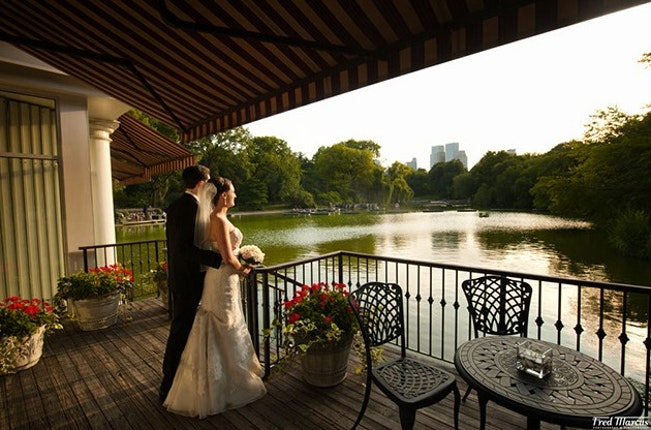 The Loeb Boathouse At Central Park New York Weddings Nyc Wedding