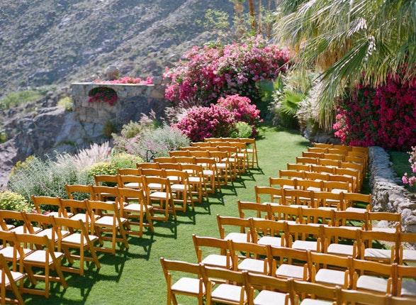 Palm Springs Wedding Estates