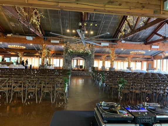 The Pavilion at The Angus Barn Raleigh Weddings Durham Wedding