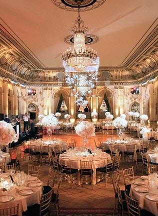 The Plaza Hotel New York 7