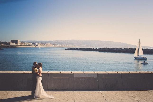 f42a54cd6c The Portofino Hotel and Marina Waterfront wedding venue Los Angeles ...