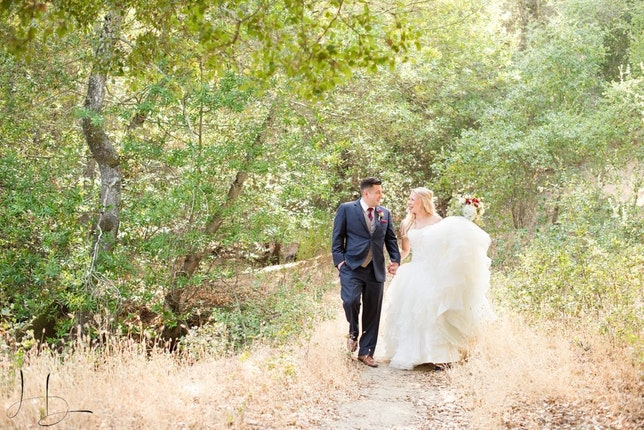 The Ranch at Little Hills Outdoor Wedding Venue in San Ramon