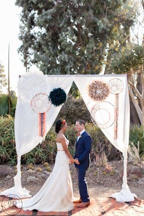 The Ruth Bancroft Garden Weddings East Bay Wedding Venue Walnut