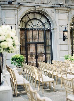 The St Regis Washington Dc Weddings District Of Columbia Wedding