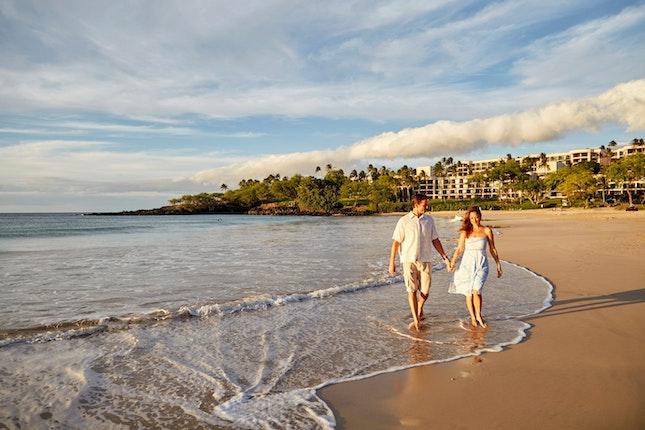 The Westin Hapuna Beach Resort Hawaii Wedding Ceremonies