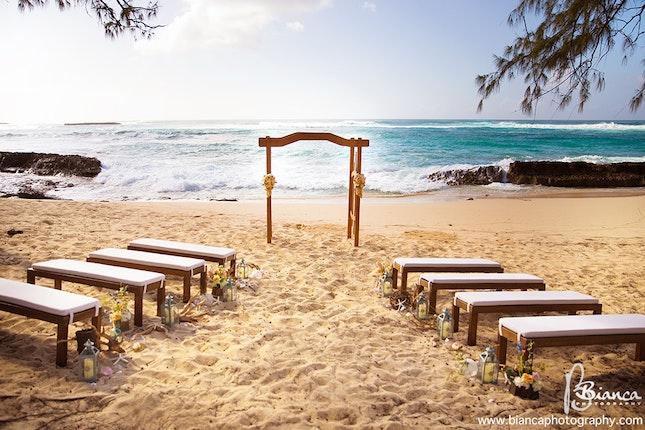 Turtle Bay Resort Kahuku Weddings Oahu Wedding Venues 96731