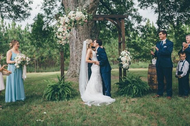 Twin Oaks Farm Weddings Hawkinsville Georgia 9