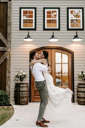 Under the Wildwood Weddings North Texas Wedding Venue
