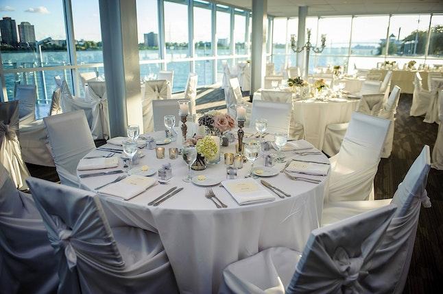 Waterview Loft At Port Detroit Weddings Detroit Wedding Venue