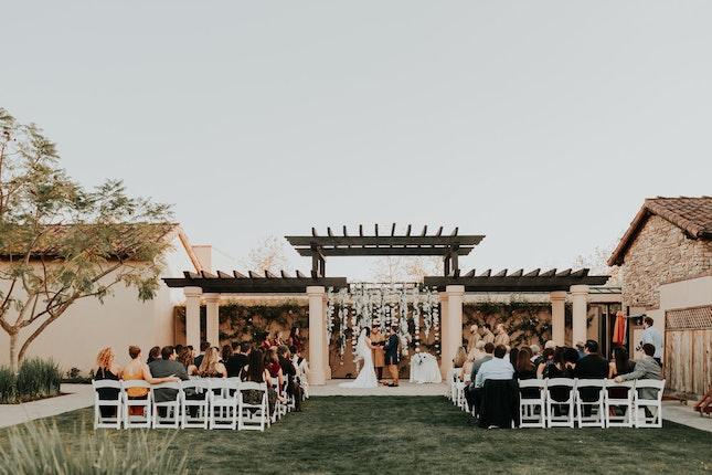Wedgewood Weddings Aliso Viejo Center California 1