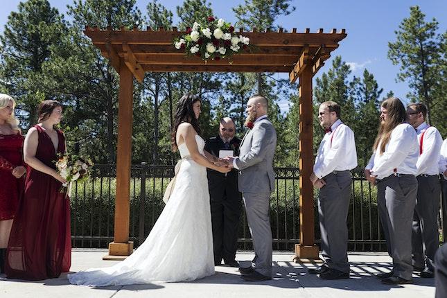Wedding Venues In Colorado Springs | Wedgwood Weddings Black Forest Weddings Colorado Springs Wedding